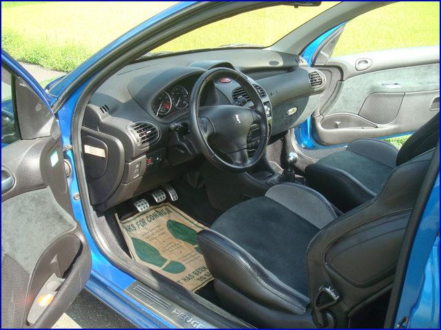 Peugeot 206 RC SPORT